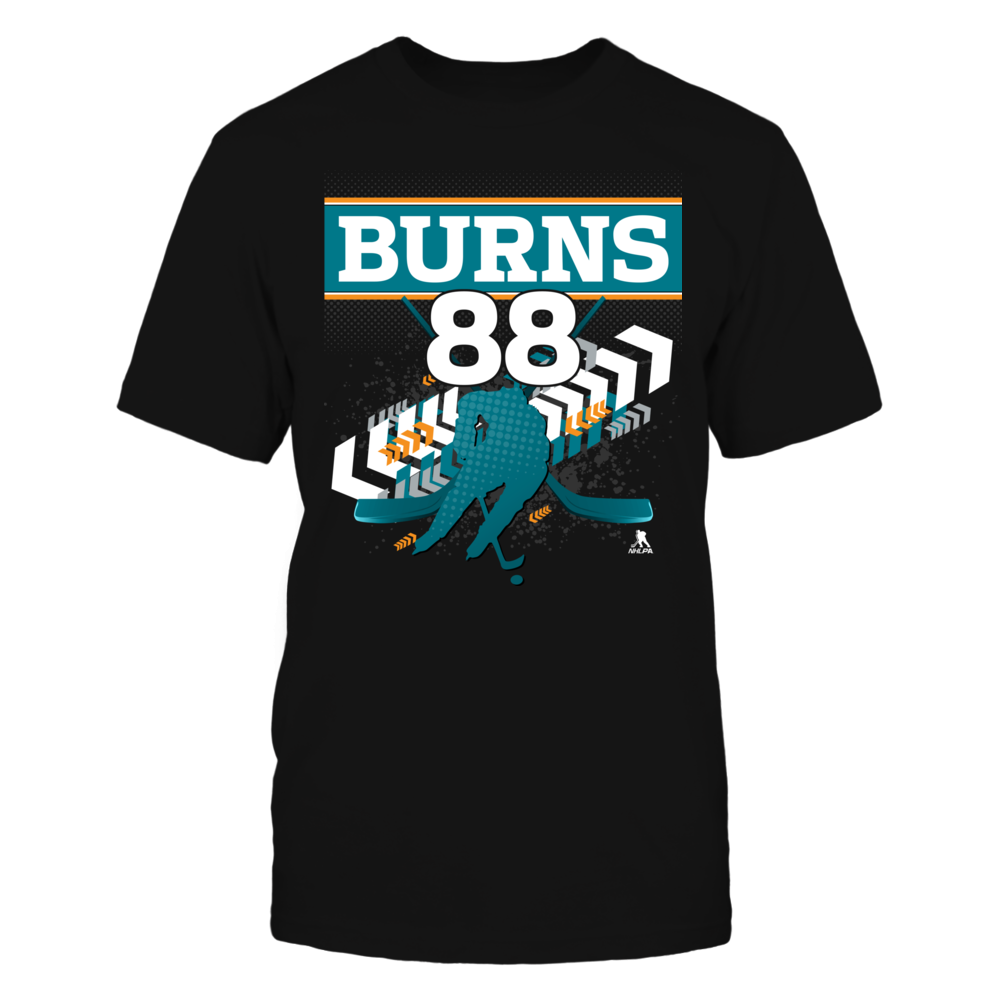 Brent Burns #88 Front picture
