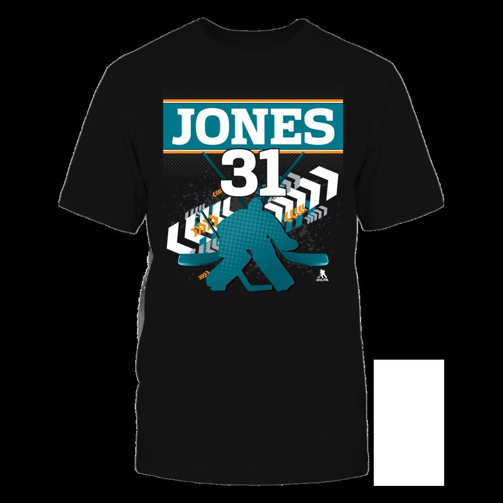 Martin Jones Martin Jones #31 - Goalie FanPrint