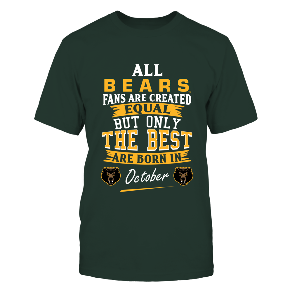 Baylor Bears Fans - October Front picture