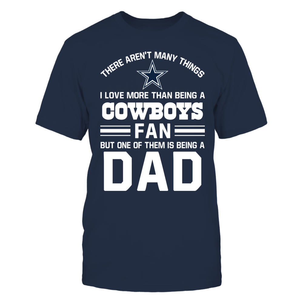 Dallas Cowboys - Being A Dad Front picture