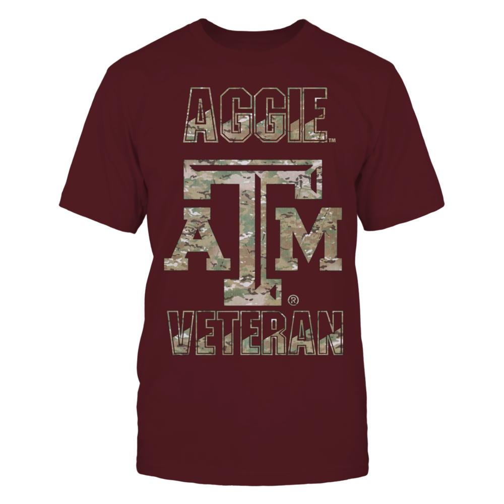 Aggie Veteran Front picture
