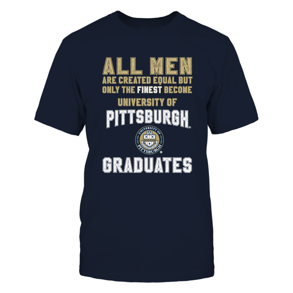 University of Pittsburgh Graduates Front picture