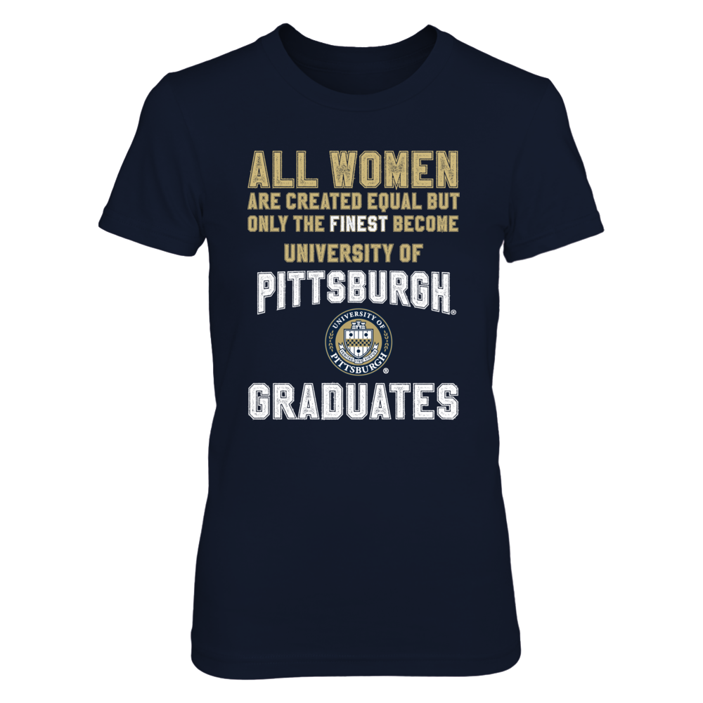Women Pittsburgh Graduates Front picture