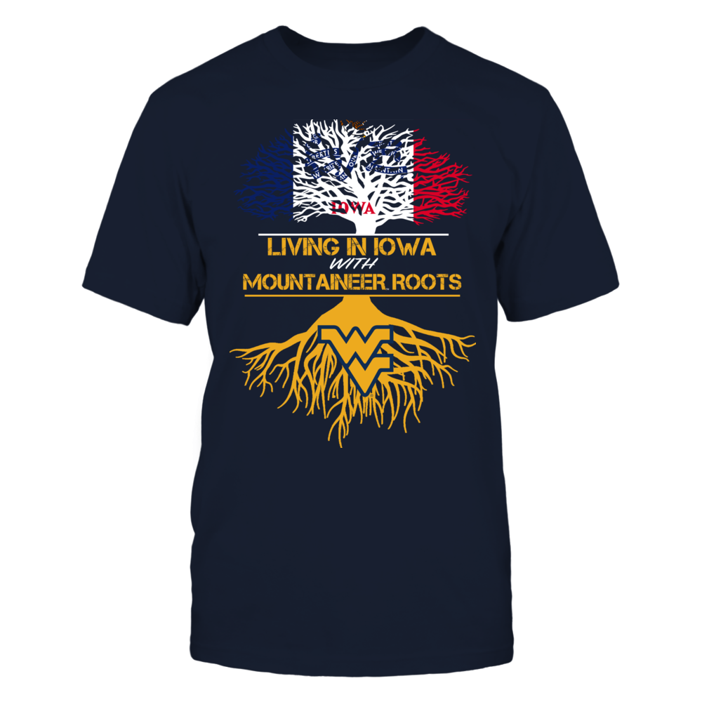 West Virginia Mountaineers - Living Roots Iowa Front picture