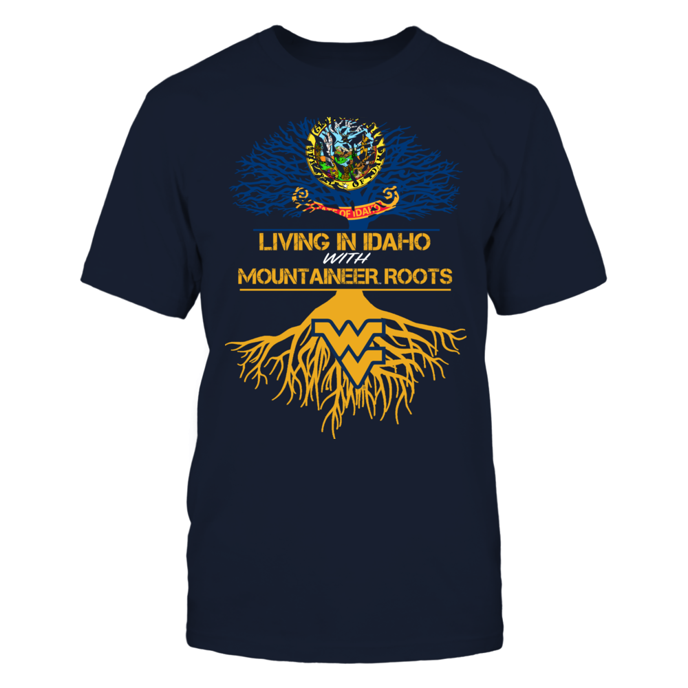 West Virginia Mountaineers - Living Roots Idaho Front picture