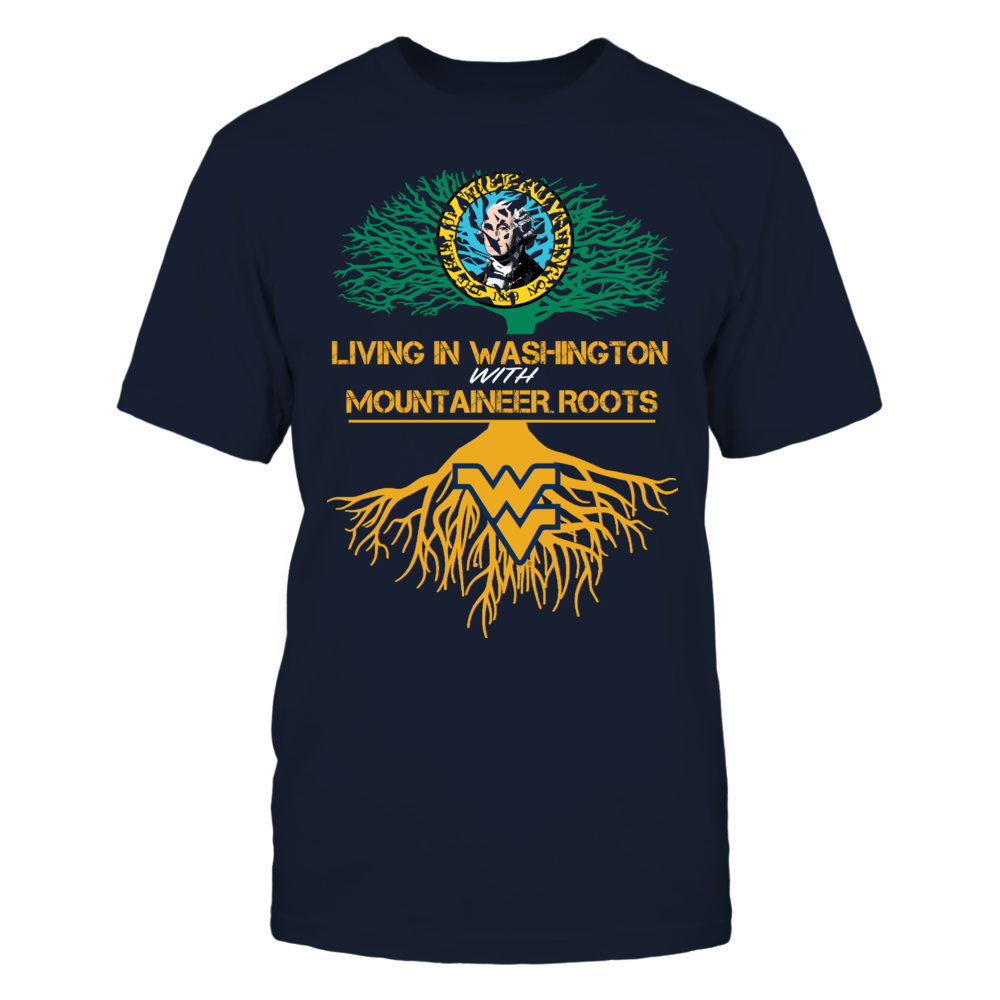 West Virginia Mountaineers - Living Roots Washington Front picture
