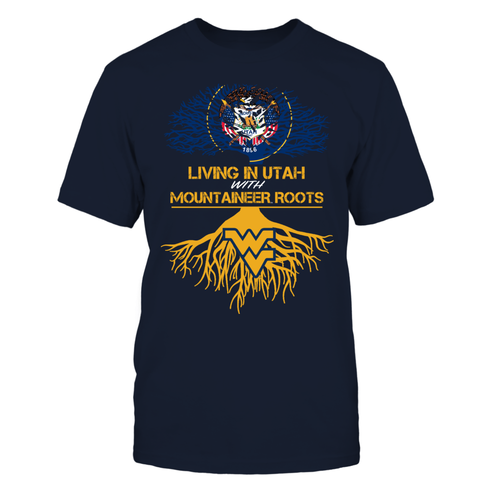 West Virginia Mountaineers - Living Roots Utah Front picture