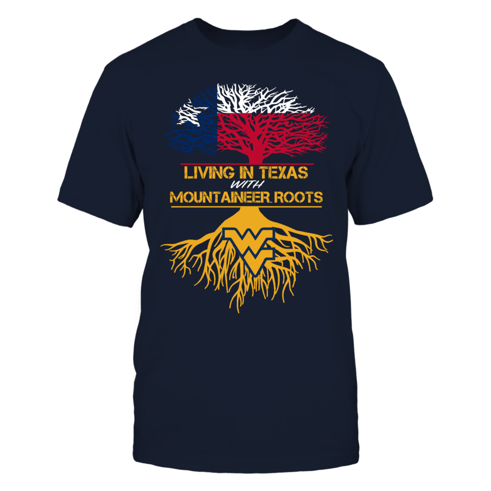 West Virginia Mountaineers - Living Roots Texas Front picture