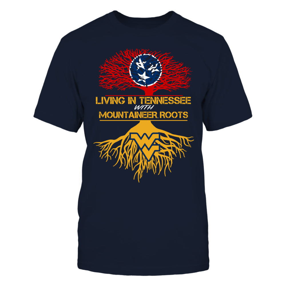 West Virginia Mountaineers - Living Roots Tennessee Front picture