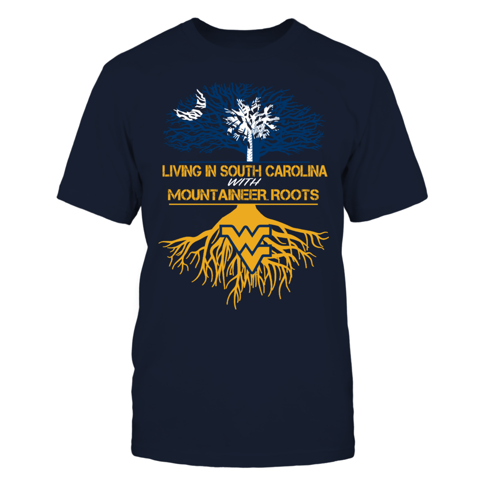 West Virginia Mountaineers - Living Roots South Carolina Front picture
