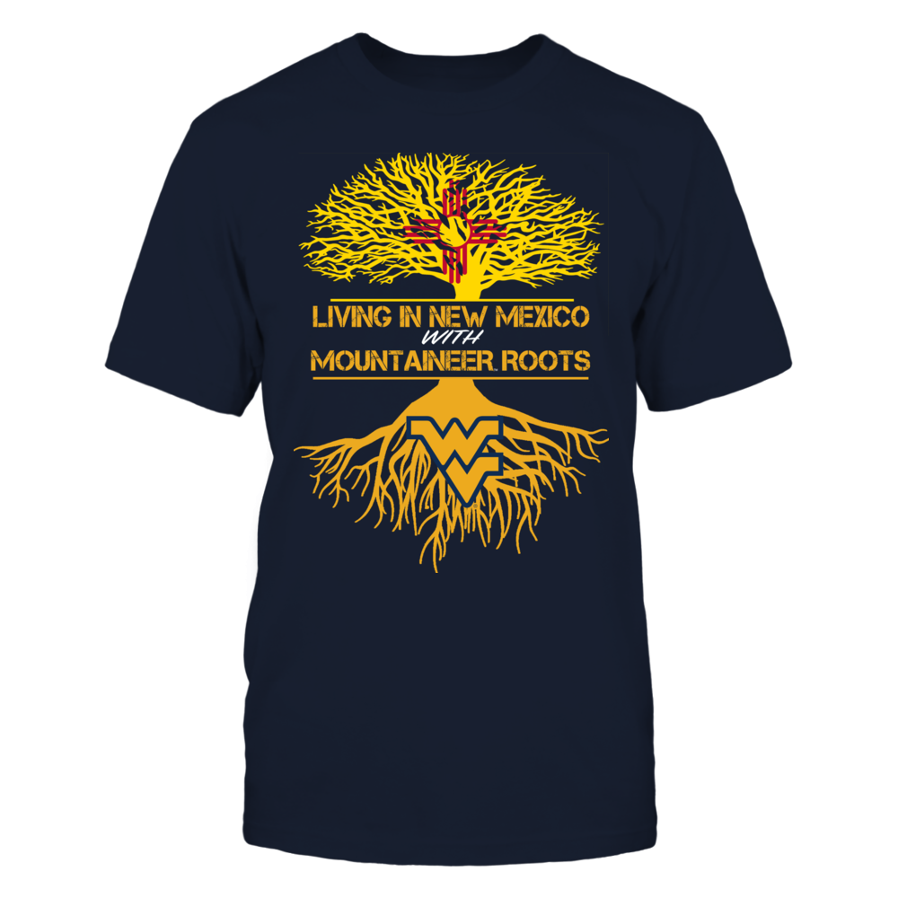 West Virginia Mountaineers - Living Roots New Mexico Front picture