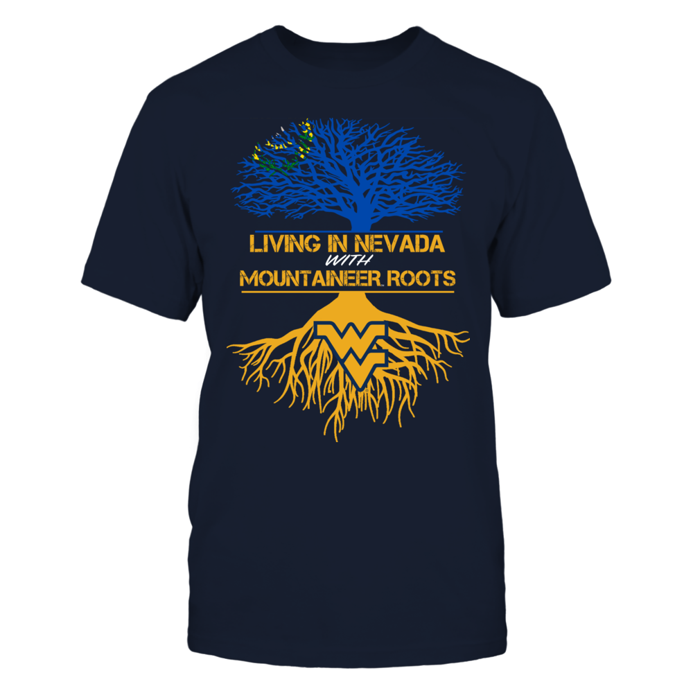 West Virginia Mountaineers - Living Roots Nevada Front picture