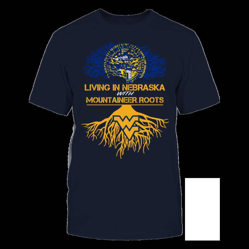 West Virginia Mountaineers - Living Roots Nebraska Front picture