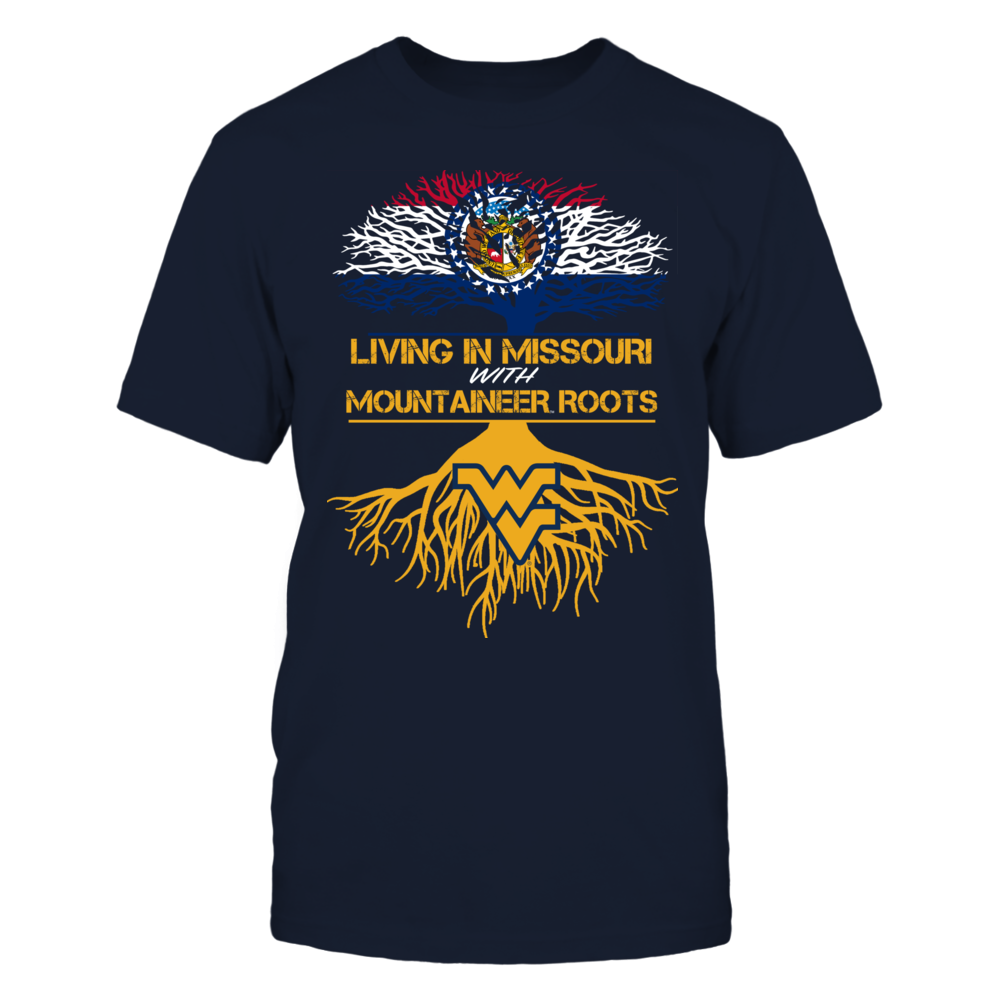 West Virginia Mountaineers - Living Roots Missouri Front picture