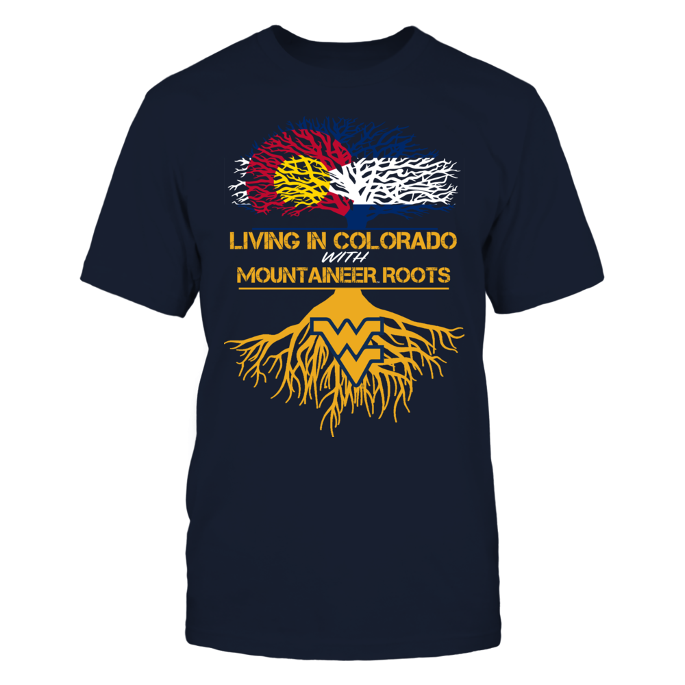 West Virginia Mountaineers - Living Roots Colorado Front picture