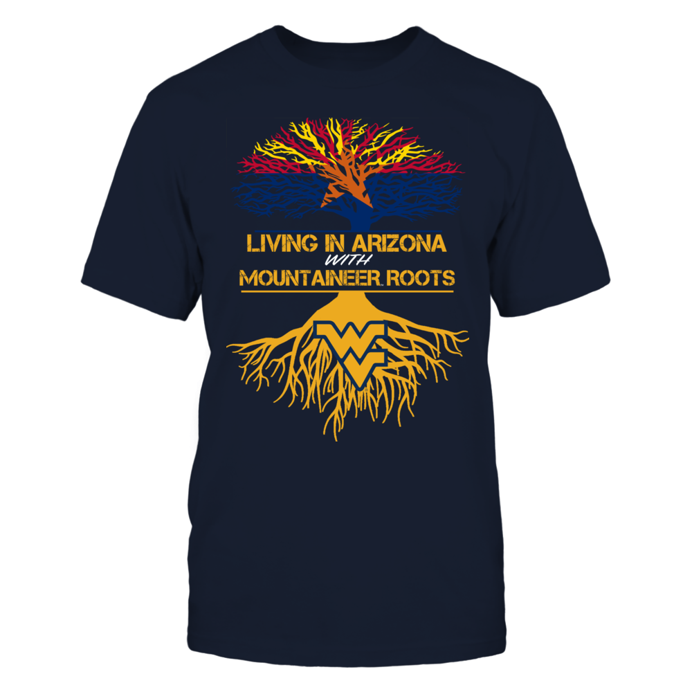 West Virginia Mountaineers - Living Roots Arizona Front picture