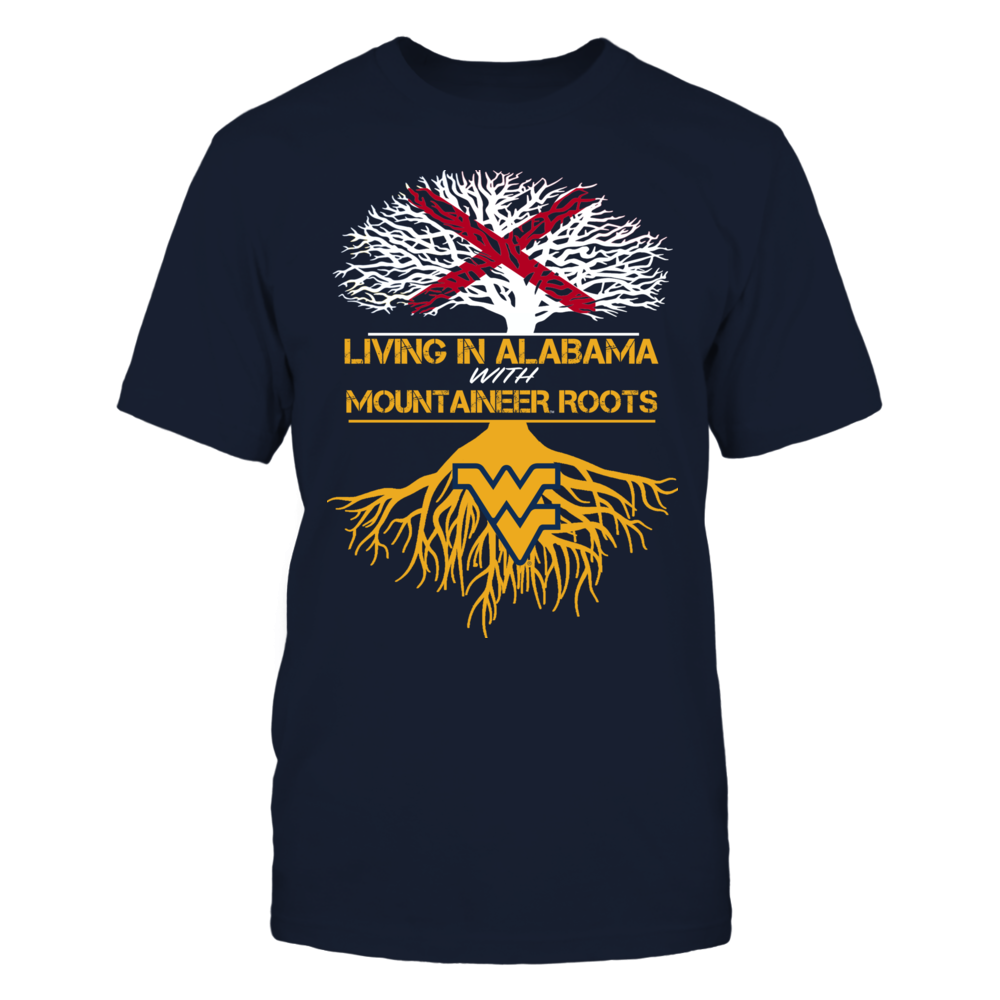 West Virginia Mountaineers - Living Roots Alabama Front picture