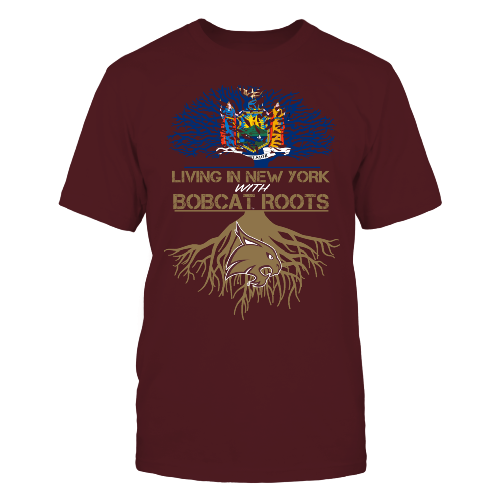 Texas State Bobcats - Living Roots New York Front picture