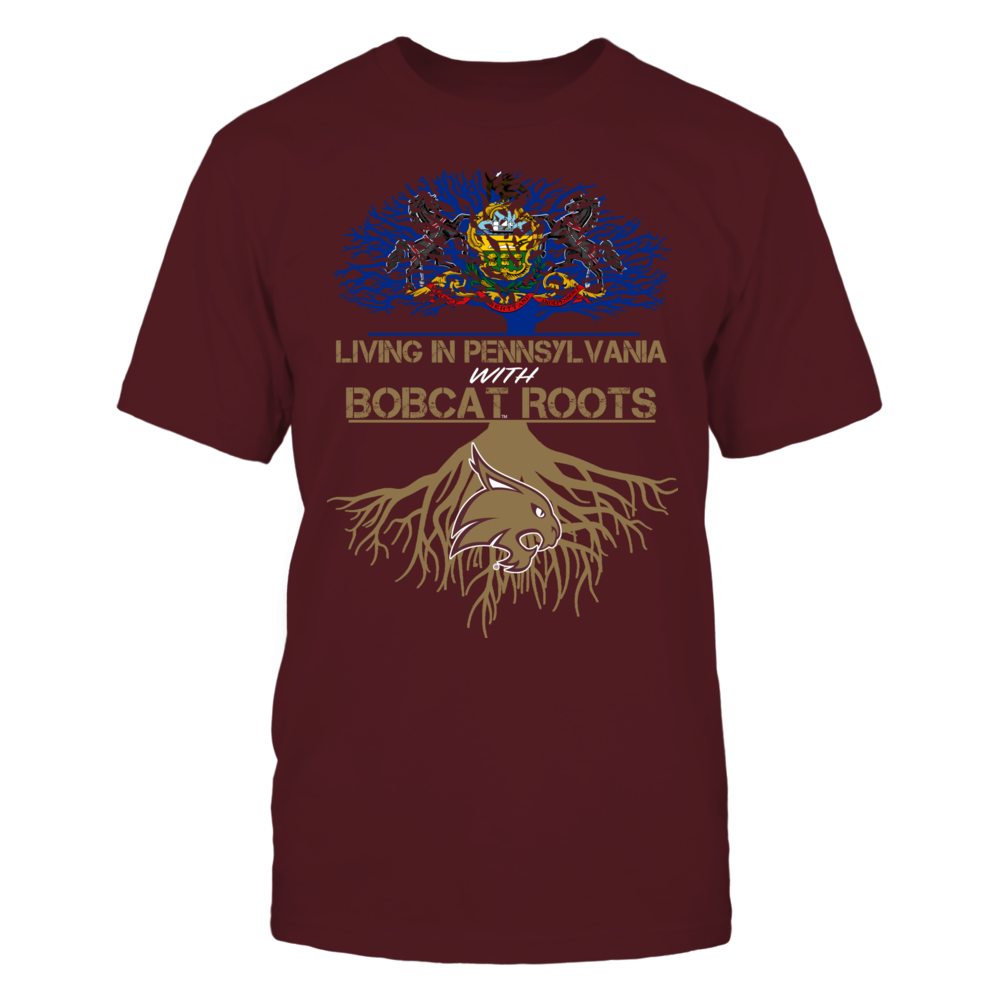 Texas State Bobcats - Living Roots Pennsylvania Front picture