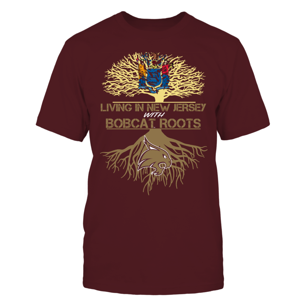 Texas State Bobcats - Living Roots New Jersey Front picture