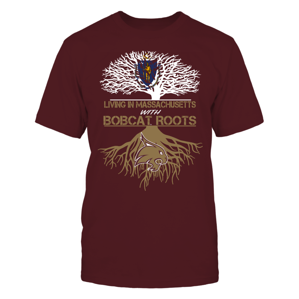 Texas State Bobcats - Living Roots Massachusetts Front picture