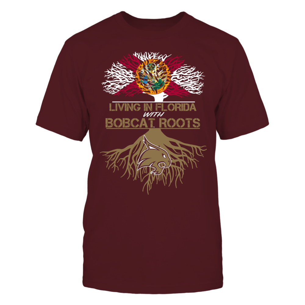 Texas State Bobcats - Living Roots Florida Front picture
