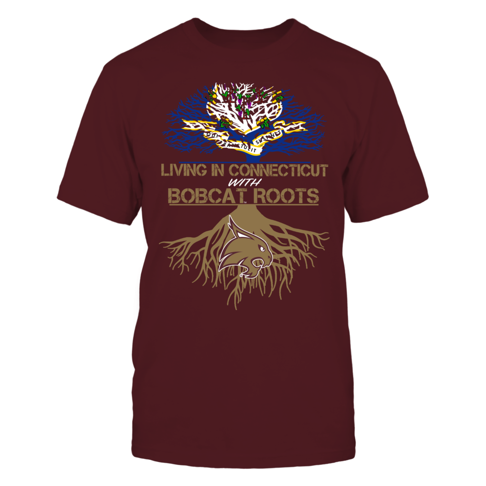 Texas State Bobcats - Living Roots Connecticut Front picture