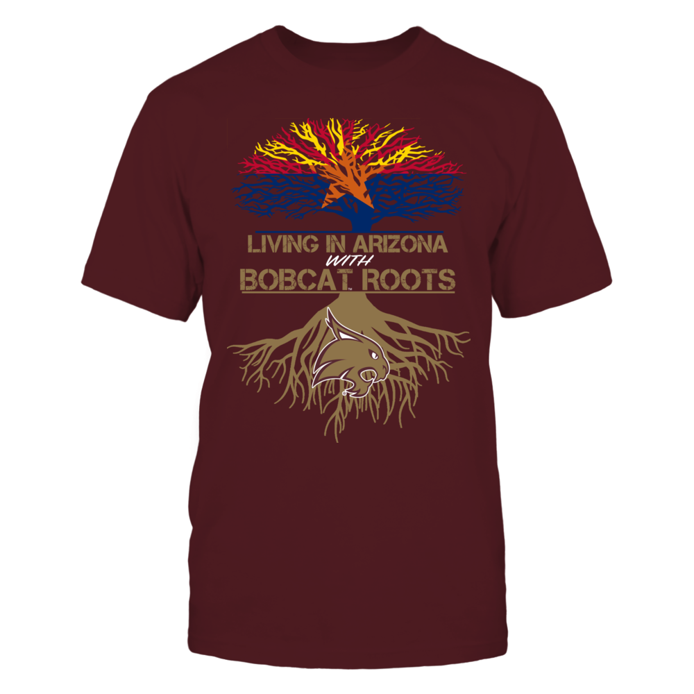 Texas State Bobcats - Living Roots Arizona Front picture