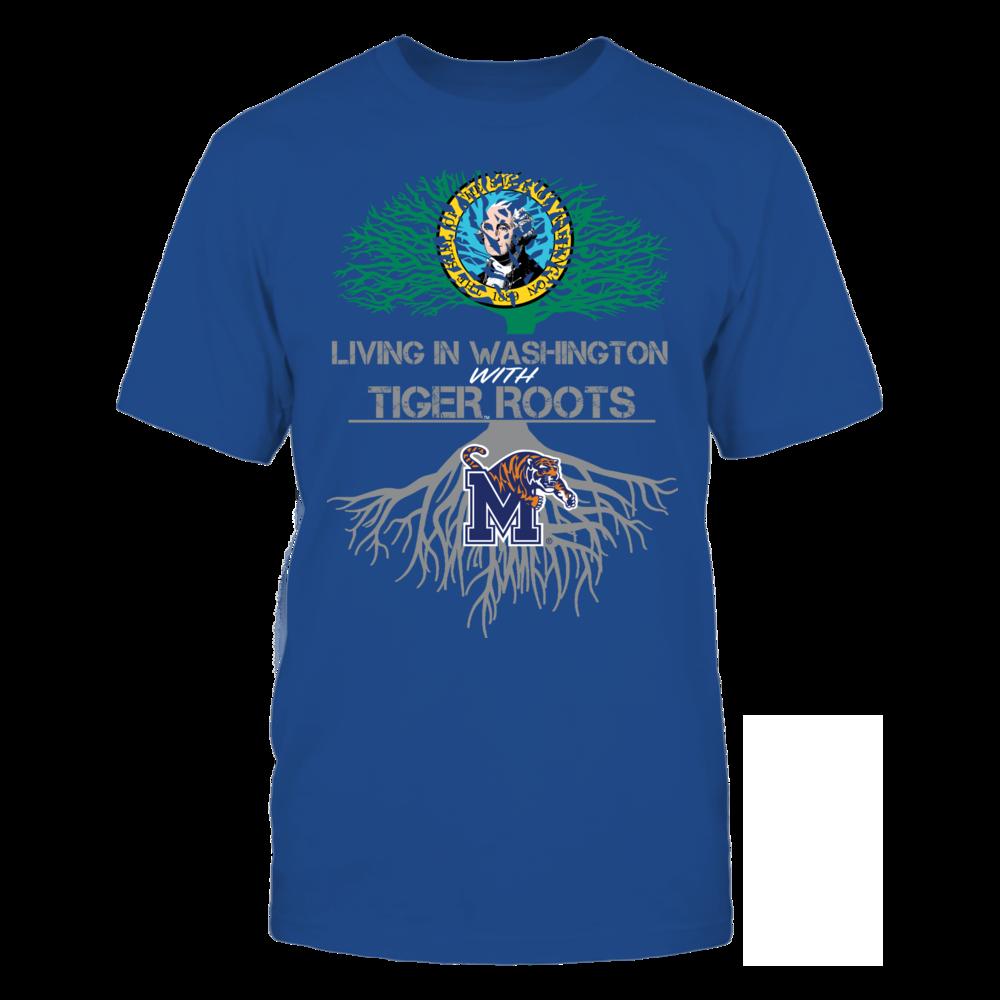 Memphis Tigers - Living Roots Washington Front picture