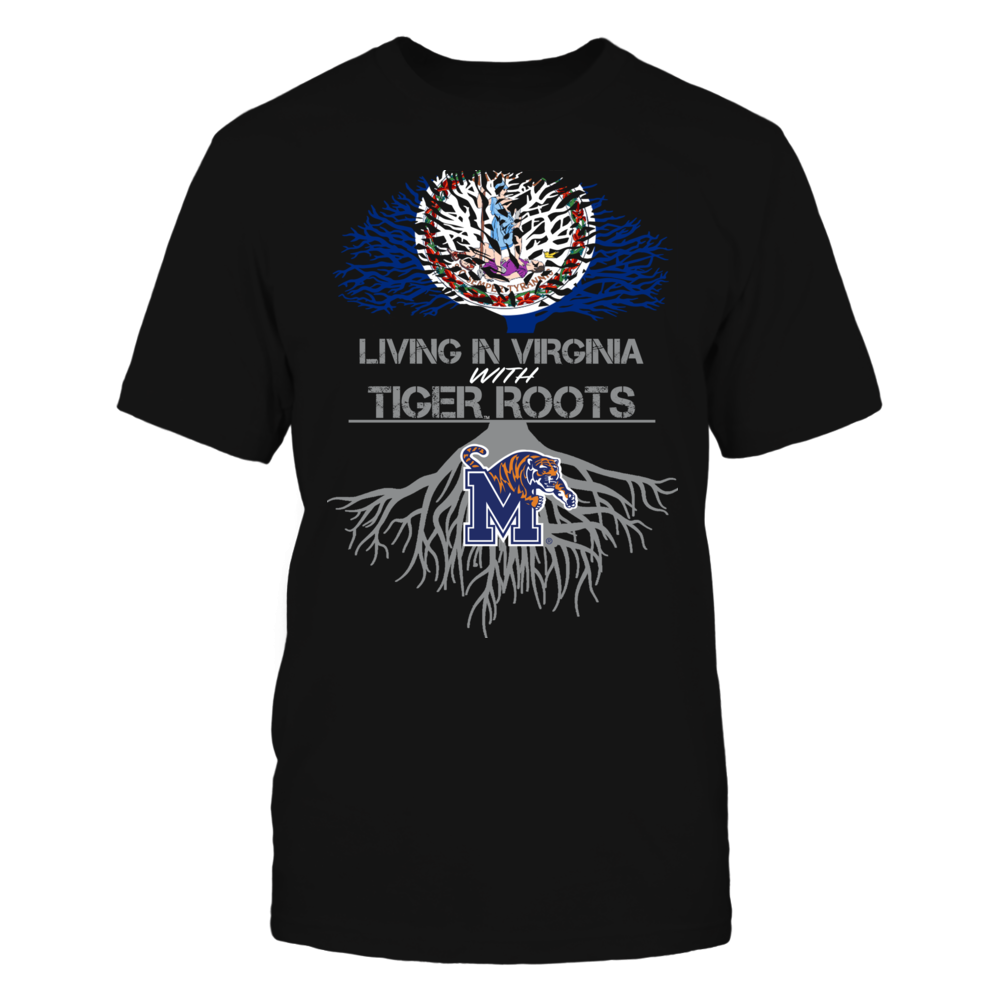 Memphis Tigers - Living Roots Virginia Front picture