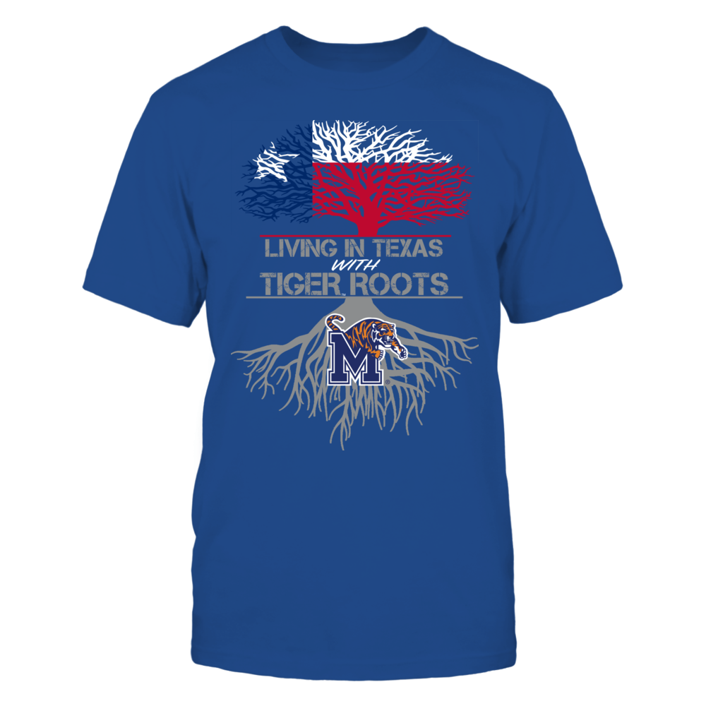 Memphis Tigers - Living Roots Texas Front picture
