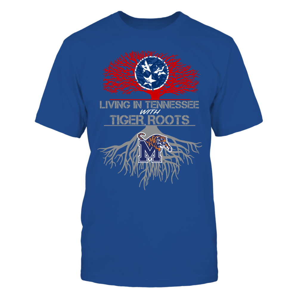 Memphis Tigers - Living Roots Tennessee Front picture