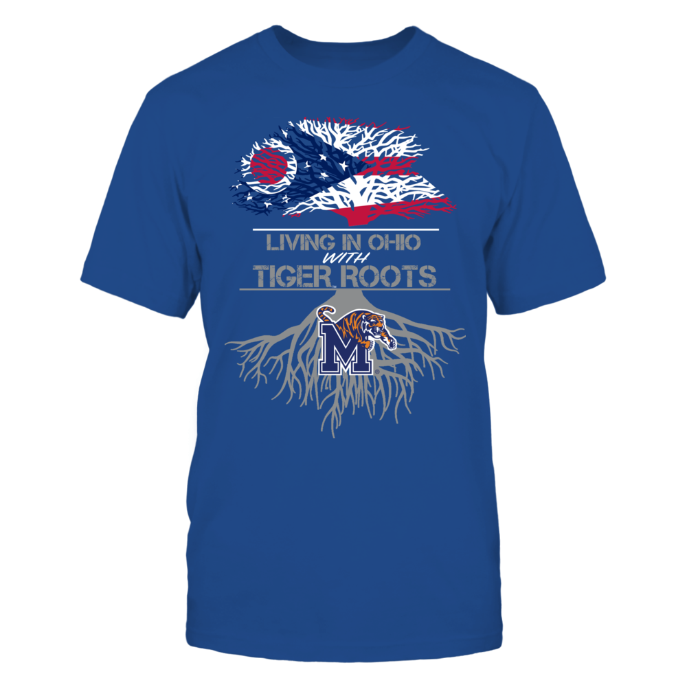 Memphis Tigers - Living Roots Ohio Front picture