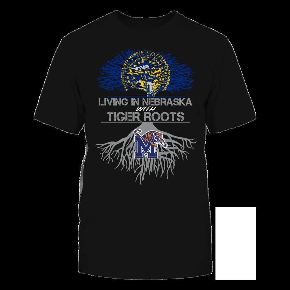Memphis Tigers - Living Roots Nebraska Front picture