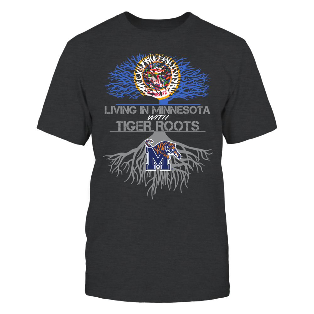 Memphis Tigers - Living Roots Minnesota Front picture