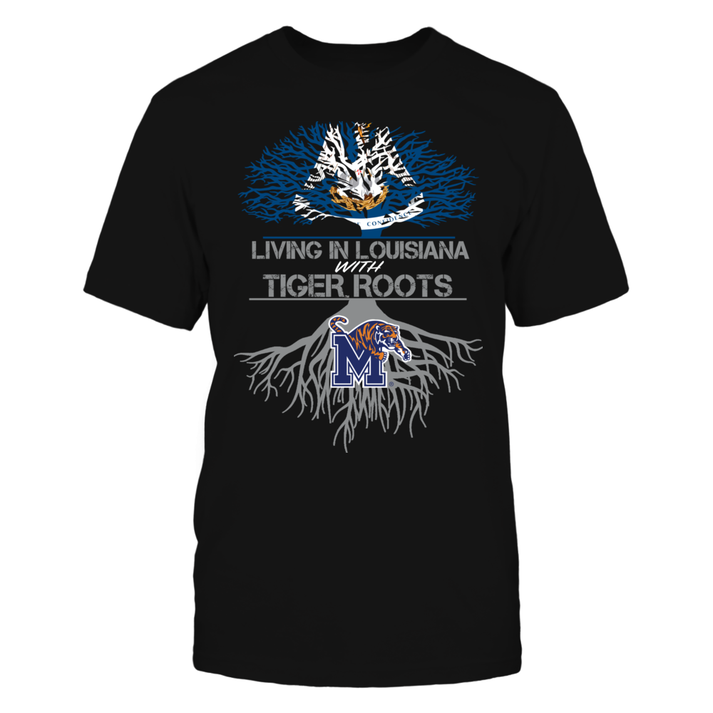 Memphis Tigers - Living Roots Louisiana Front picture