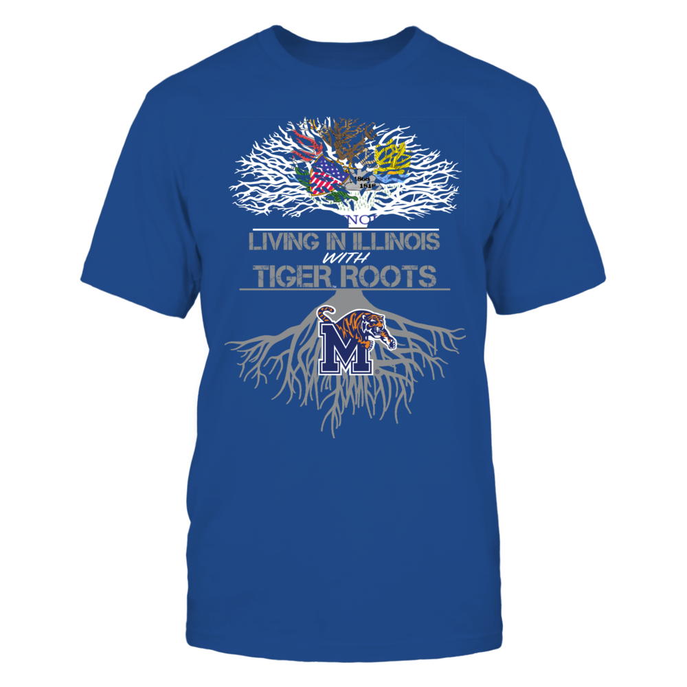 Memphis Tigers - Living Roots Illinois Front picture