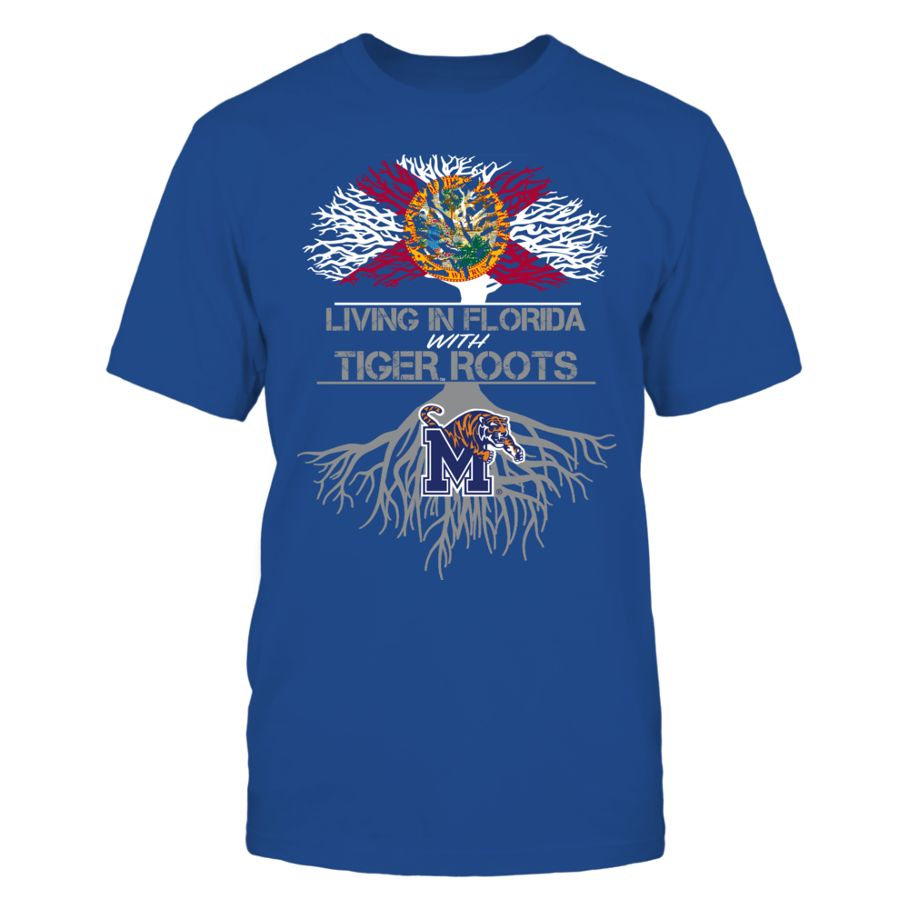 Memphis Tigers - Living Roots Florida Front picture