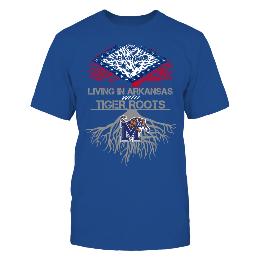 Memphis Tigers - Living Roots Arkansas Front picture