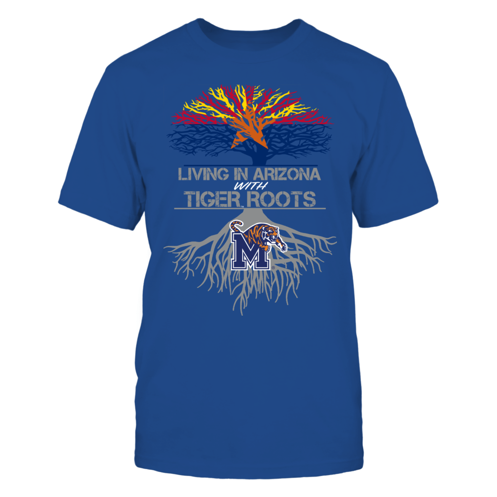 Memphis Tigers - Living Roots Arizona Front picture