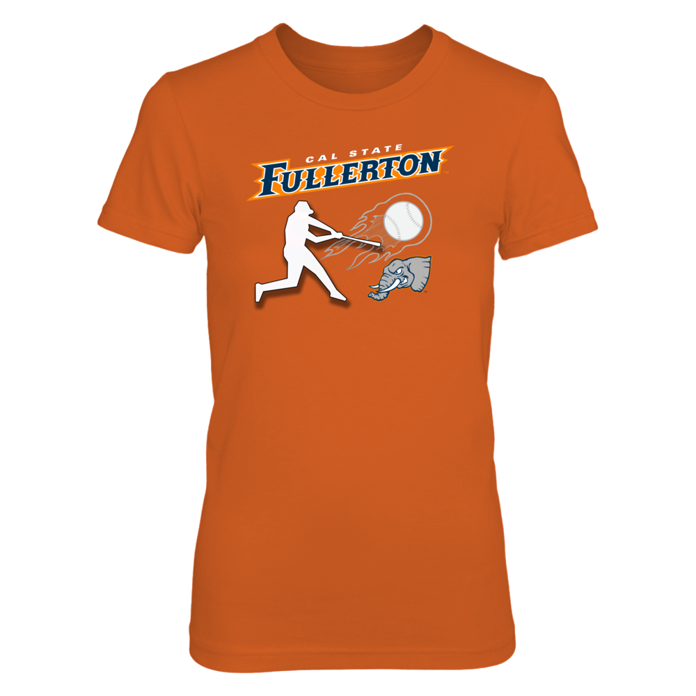 Cal State Fullerton Baseball Knocks It Out of the Park Front picture