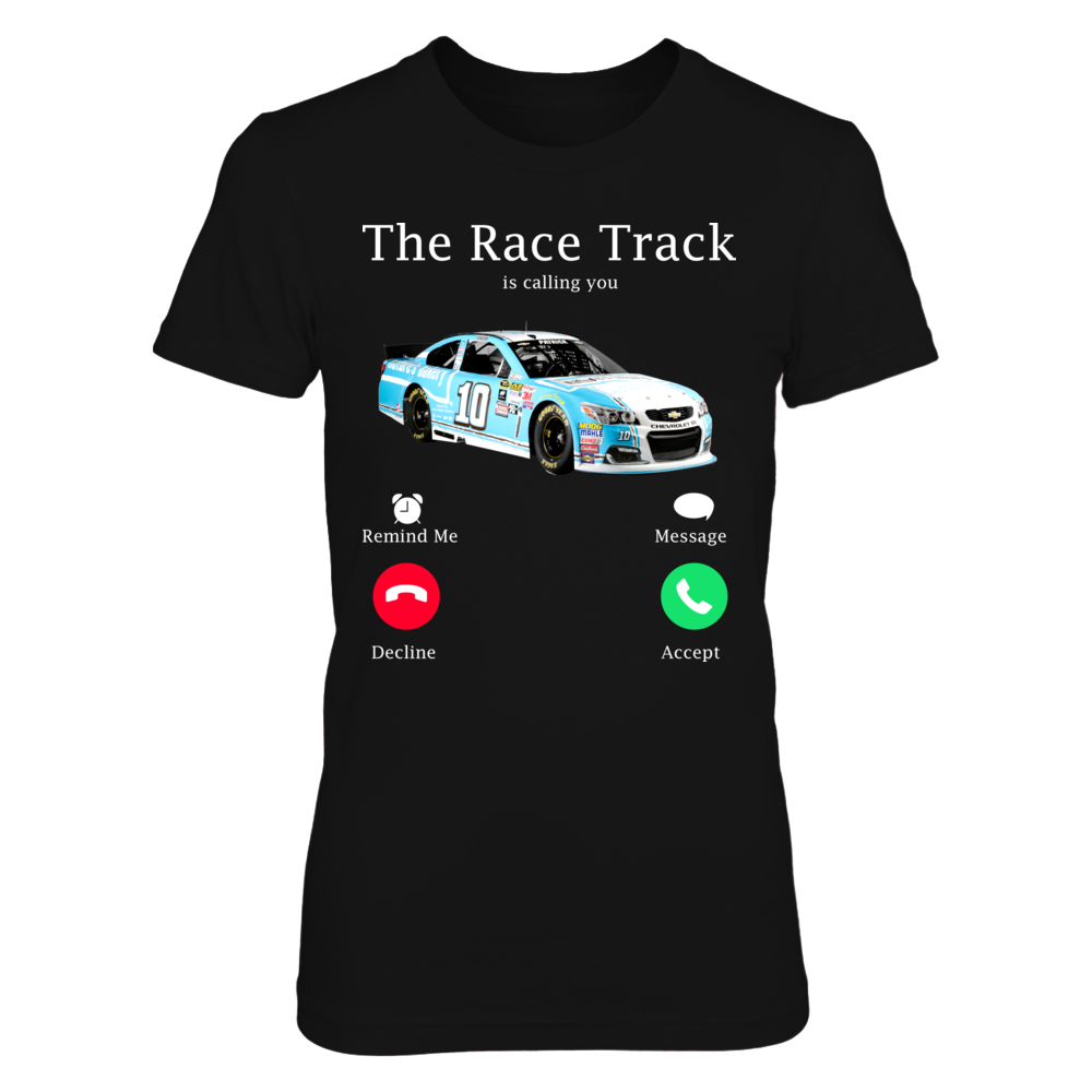 The Race Track is calling You Front picture