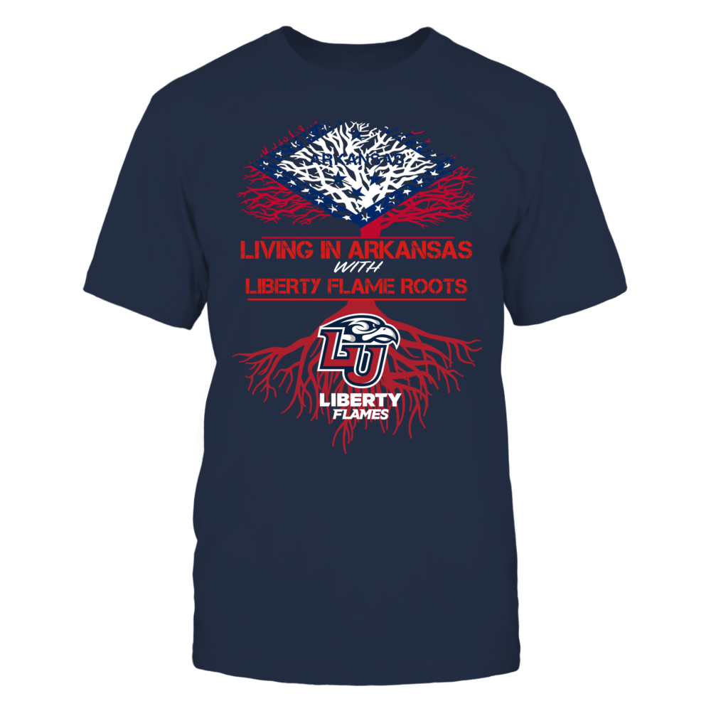 Liberty Flames - Living Roots Arkansas Front picture