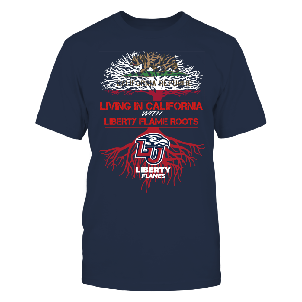 Liberty Flames - Living Roots California Front picture