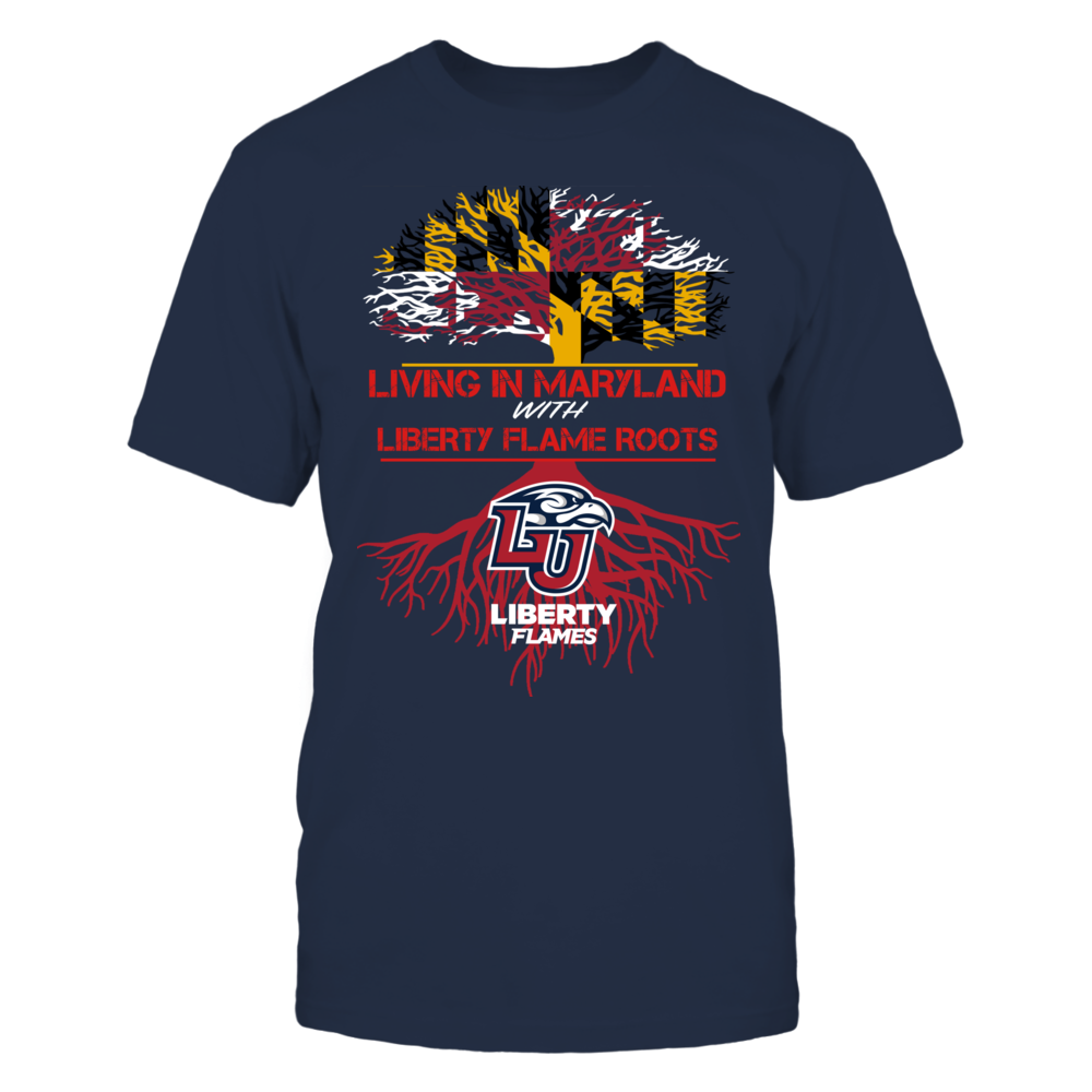 Liberty Flames - Living Roots Maryland Front picture