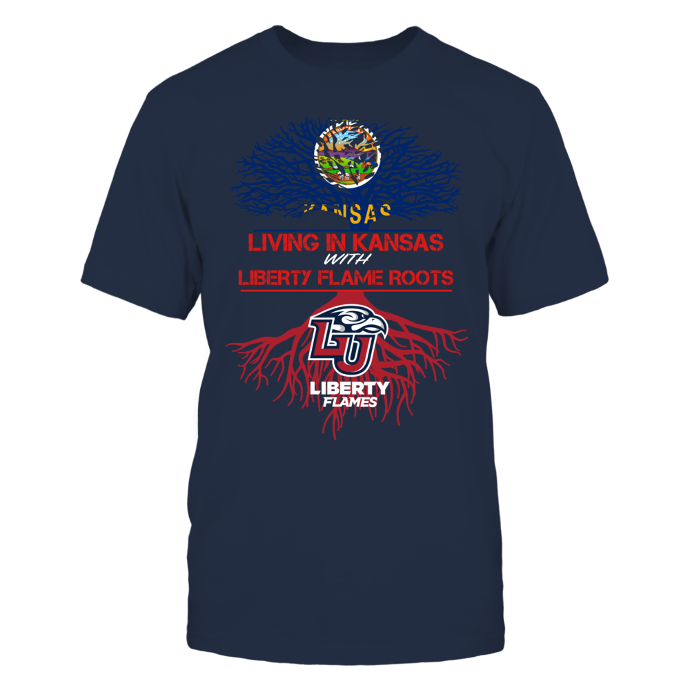 Liberty Flames - Living Roots Kansas Front picture