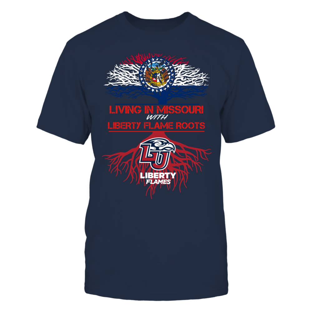 Liberty Flames - Living Roots Missouri Front picture