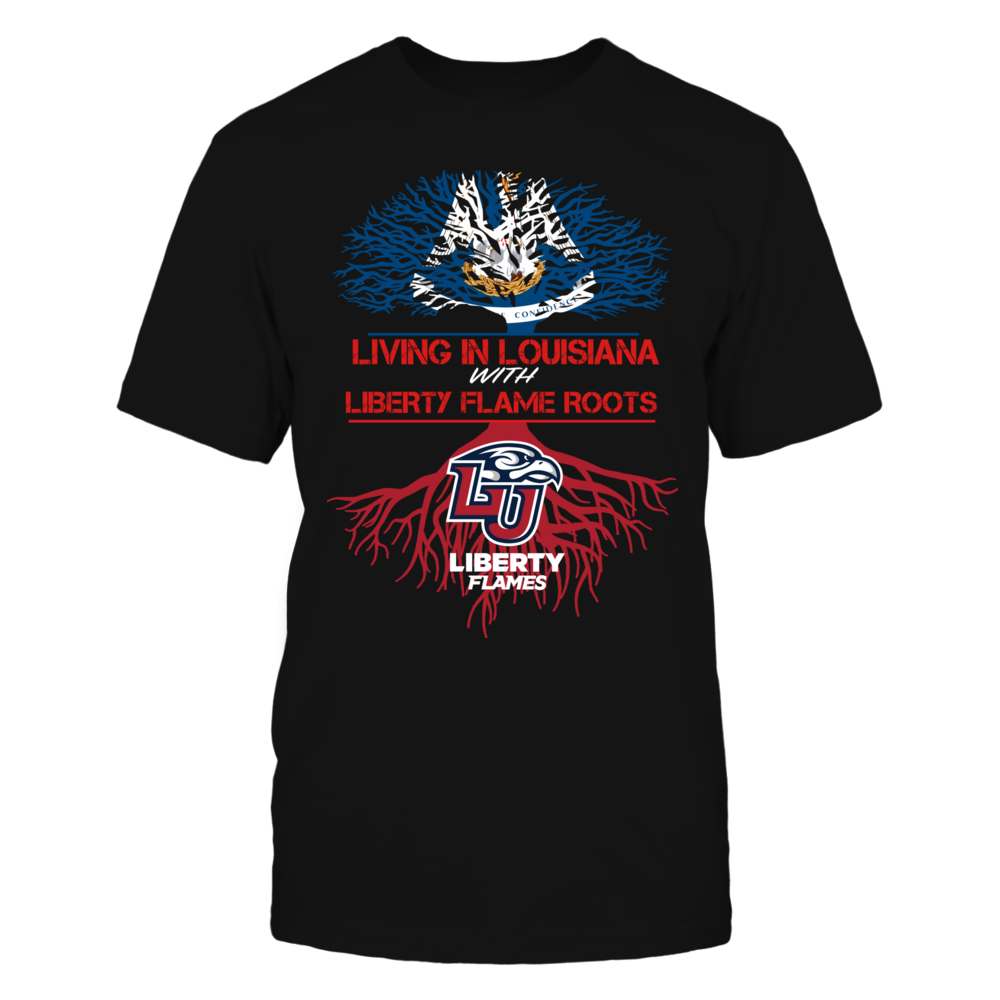 Liberty Flames - Living Roots Louisiana Front picture