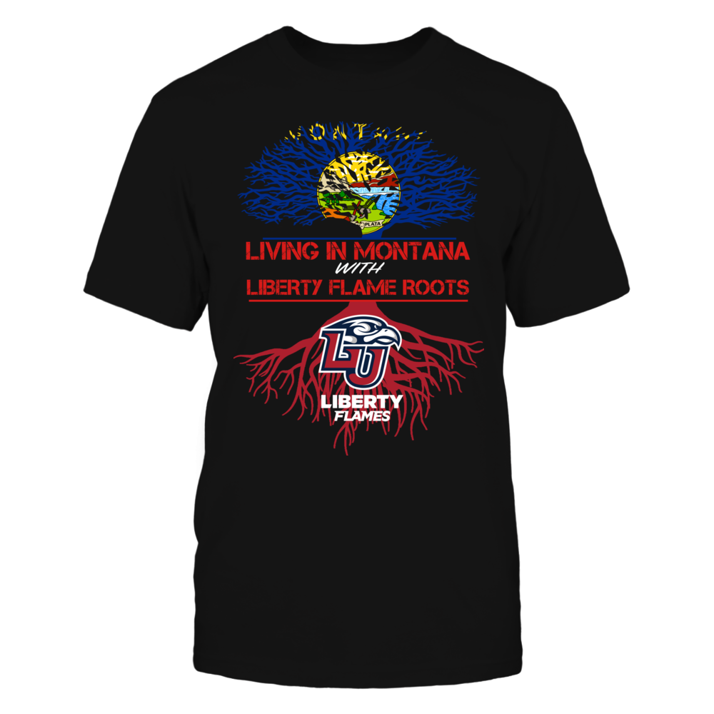Liberty Flames - Living Roots Montana Front picture