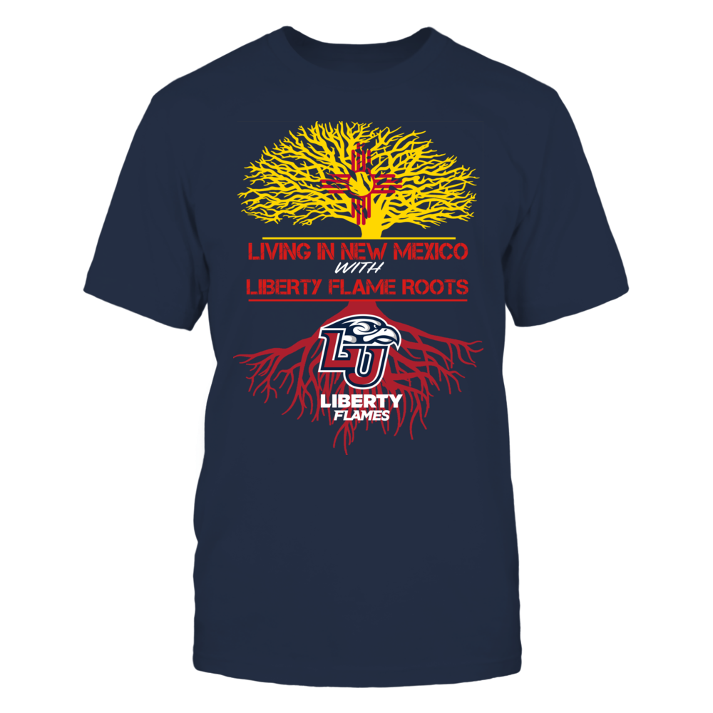 Liberty Flames - Living Roots New Mexico Front picture